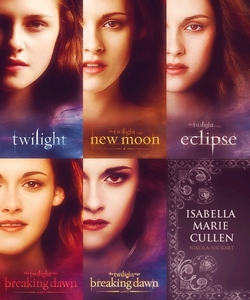 """Isabella Marie """"Bella"""" Swan (later Bella Cullen) is the fictional  protagonist of the Twilight series 59555b1c9"""