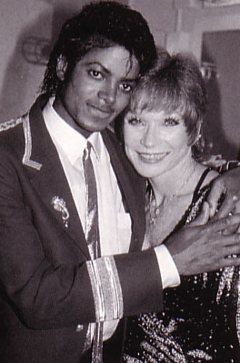 Michael And Shirley MacClaine