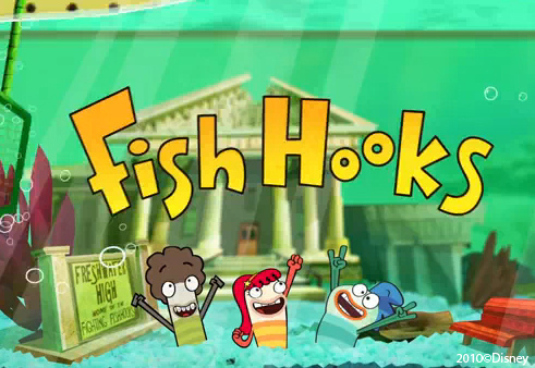 The top 12 worst disney channel shows disney fanpop for Fish hooks show