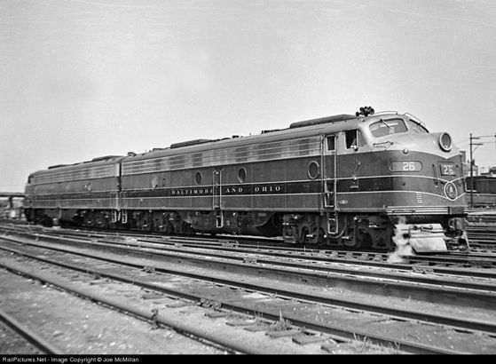 The engines Gordon took to Cheyenne