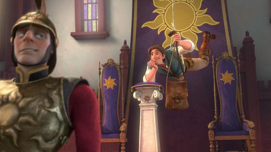 Full Tangled Script Part Two Rapunzel And Flynn Fanpop