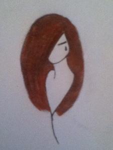 My Rene Drawing