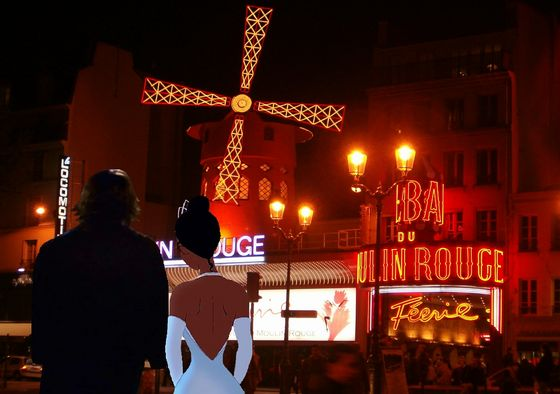 """""""Moulin Rouge?"""""""