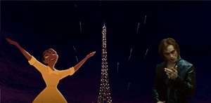 """I can't believe it! We're really here! In Paris!"""
