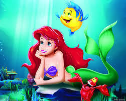 My favorito disney Princess. The one and only Ariel! :)