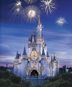 My user icon (at the moment). I think this is the most beautiful princess castle Disney has created.