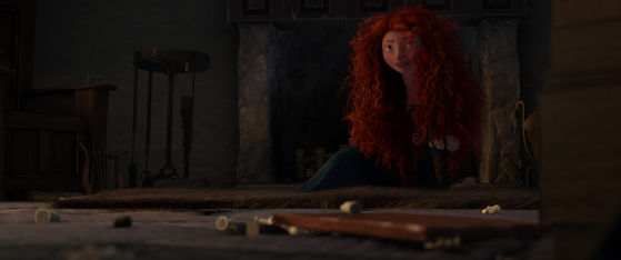 Starting to see past her problems, Merida really is a good character, very relatable, but I like the others more.