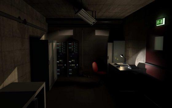 Dash's office