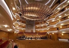 The 음악회, 콘서트 hall