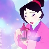 mulan going to Ursula