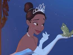 Fun fact: My favorito! dress of Tiana's is her naranja one!