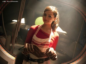 Upon Clara's surprise entrance, she was already a 'perfect companion' in my eyes.