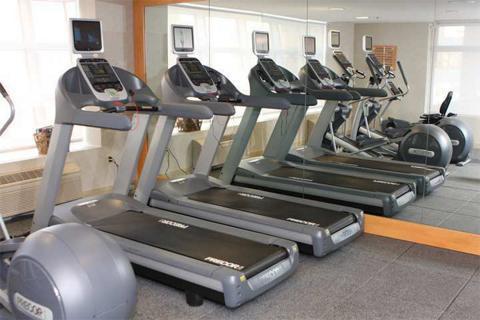Michael's Home Gym