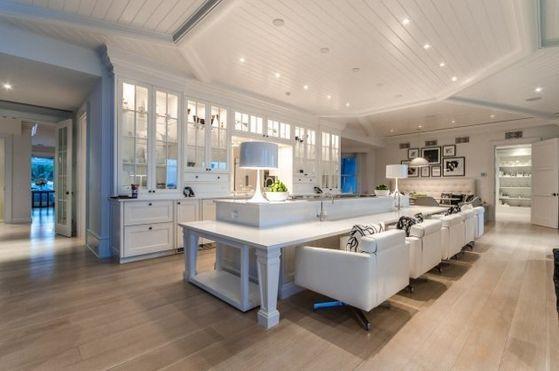 The Master Kitchen At Maris' House