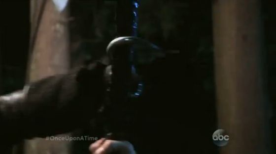 Hook vs Wand. We know who the hook belongs to, but who is holding the wand?