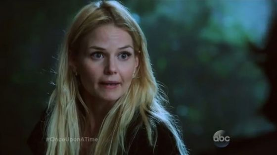"Emma: ""Help me get my son back au get out out of my way."""