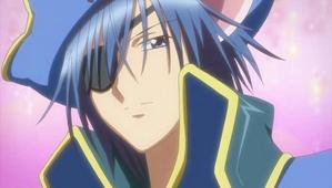 Ikuto Tsukiyomi: Seven Seas Treasure