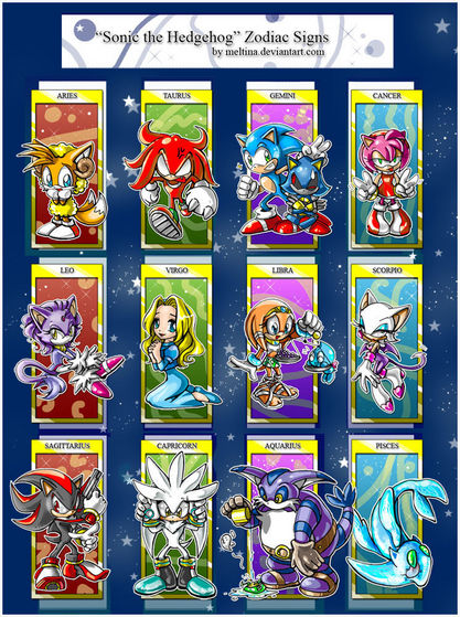 Sonic Zodiac
