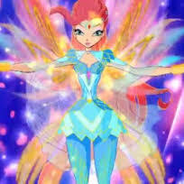 Winx Club season 6 Bloom trans