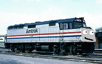 Sean The Amtrak Engine