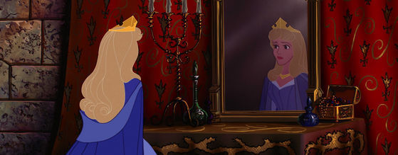 Making it to first place, the shyest, least assertive, and dutiful princess.