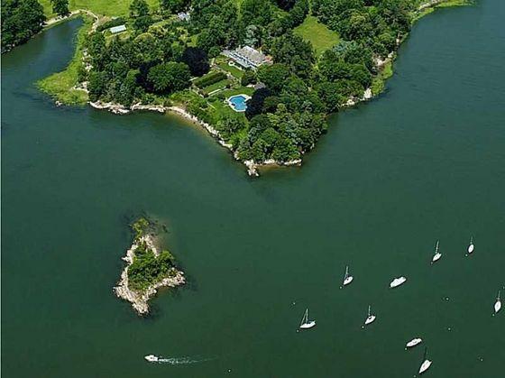 The Private Lake On Michael's Estate