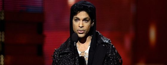 Prince, Michael's Longtime Showbiz Rival