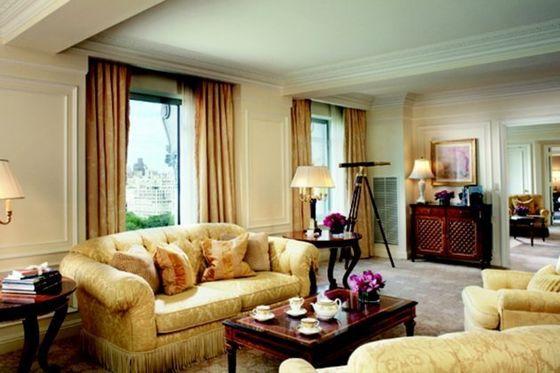 The pango At Michael And Maris' Apartment
