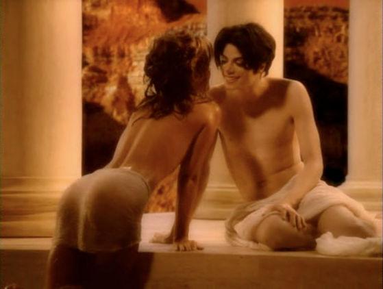 michael jackson nude hot