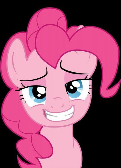Seems like Pinkie is EVERYWHERE the two are.....