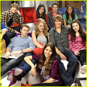 STARS OF NICKELODEON, GETTY Bilder