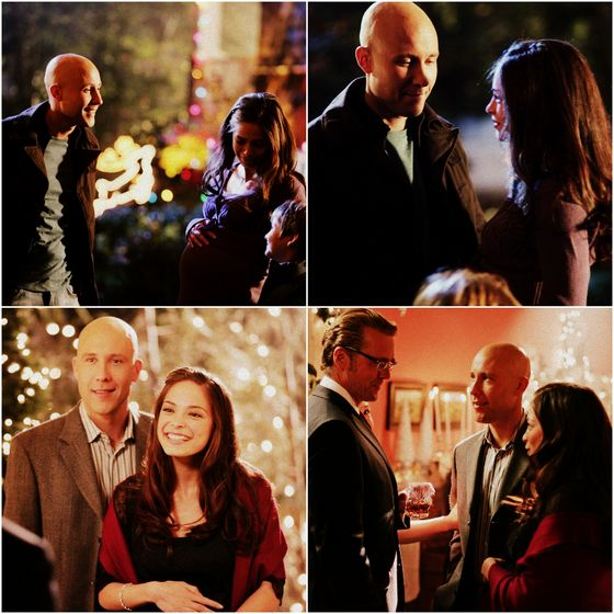 """Some beautiful moments from episode """"Lexmas"""""""