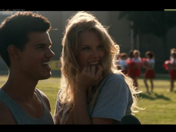 Taylor rapide, swift and Taylor Lautner as a couple.