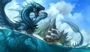 Keltasziel, the Water Guardian