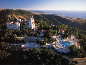 Hearst schloss in California
