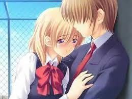 Even at school they mostra how much they Amore each other