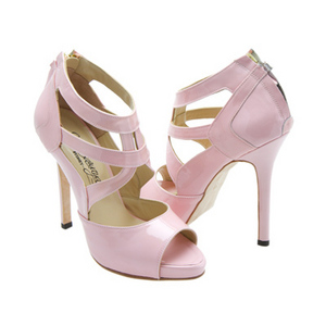 Baby Pink High Heels by Susie Sawaya Sydney