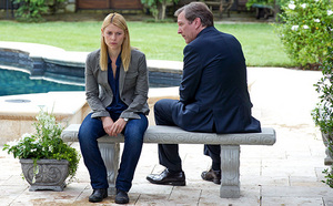 AN OFFER SHE CAN'T REFUSE Carrie makes a deal that forces her to compromise her ideals, but it's all a part of a plan, a plan Saul believes is working. Even so, this is Homeland, and I've got a sinking feeling it's not going to go smoothly from here.