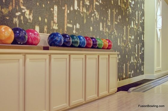Michael Private Home Bowling Alley