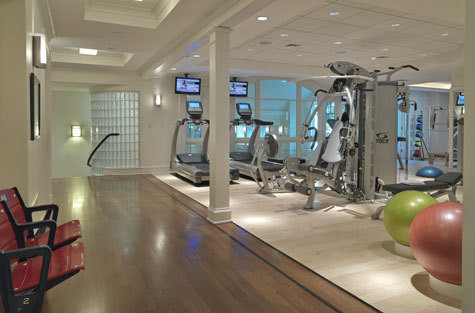 Michael's Private Home Gym