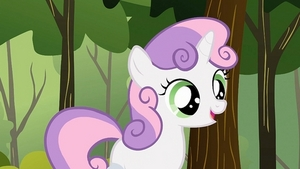 Sweetie Belle picture before the battle
