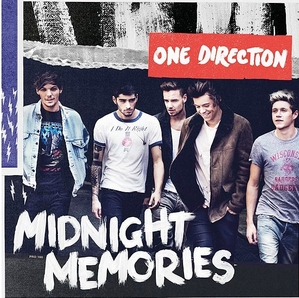 The Cover for Midnight Memories