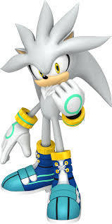 Silver The Hedgehog (Sonic 06)