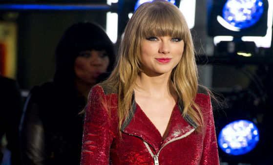 For penning the tracks, Taylor schnell, schnell, swift is heading back to Nashville, Tennessee. (AP Photo)