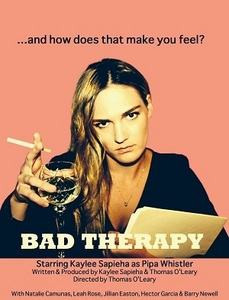 """Bad Therapy"" - poster"
