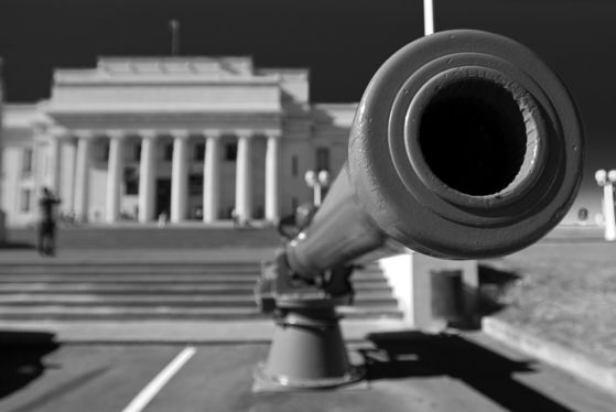 Auckland War Memorial Museum is a memorial to those who 로스트 their lives fighting in World War I
