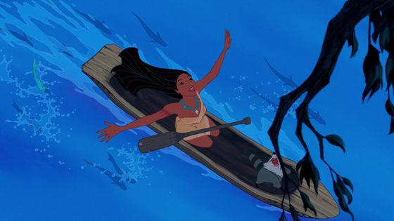 Disneygirl7's Favourite Scene In Each Disney Princess