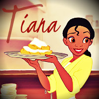 My icon! Well... soon. I'm in team Tiana ;)