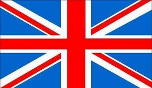 "The European country flag for United Kingdom. It is known as ""The Union Jack""."