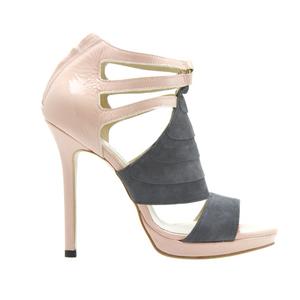 Grey Suede Heels only at www.susiesawaya.com.au Susie Sawaya Sydney